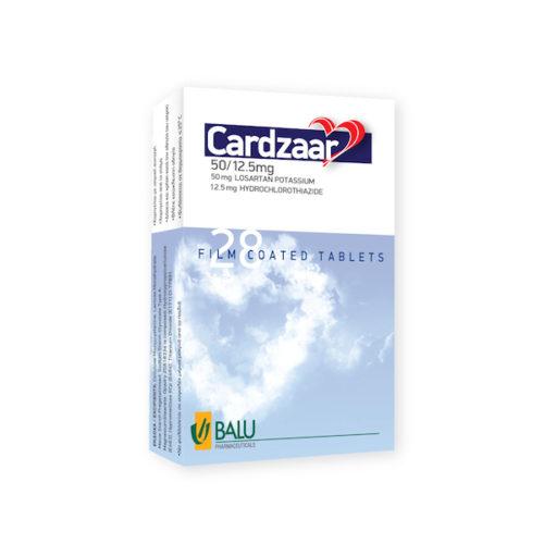 Cardzaar-12.5mg
