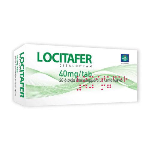 Locitafer-40mg