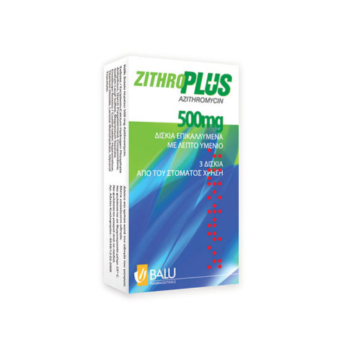 Zithroplus-500mg