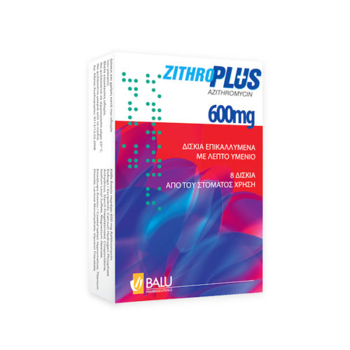 Zithroplus-600mg